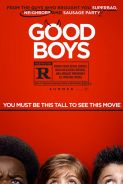 "Movie poster image for ""GOOD BOYS"""