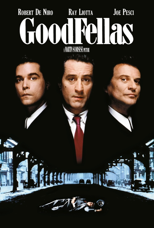"Movie poster image for ""MARTIN SCORSESE'S GOODFELLAS"""
