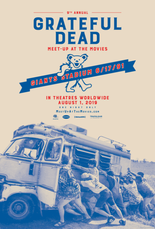 "Movie poster image for ""GRATEFUL DEAD MEET-UP 2019"""