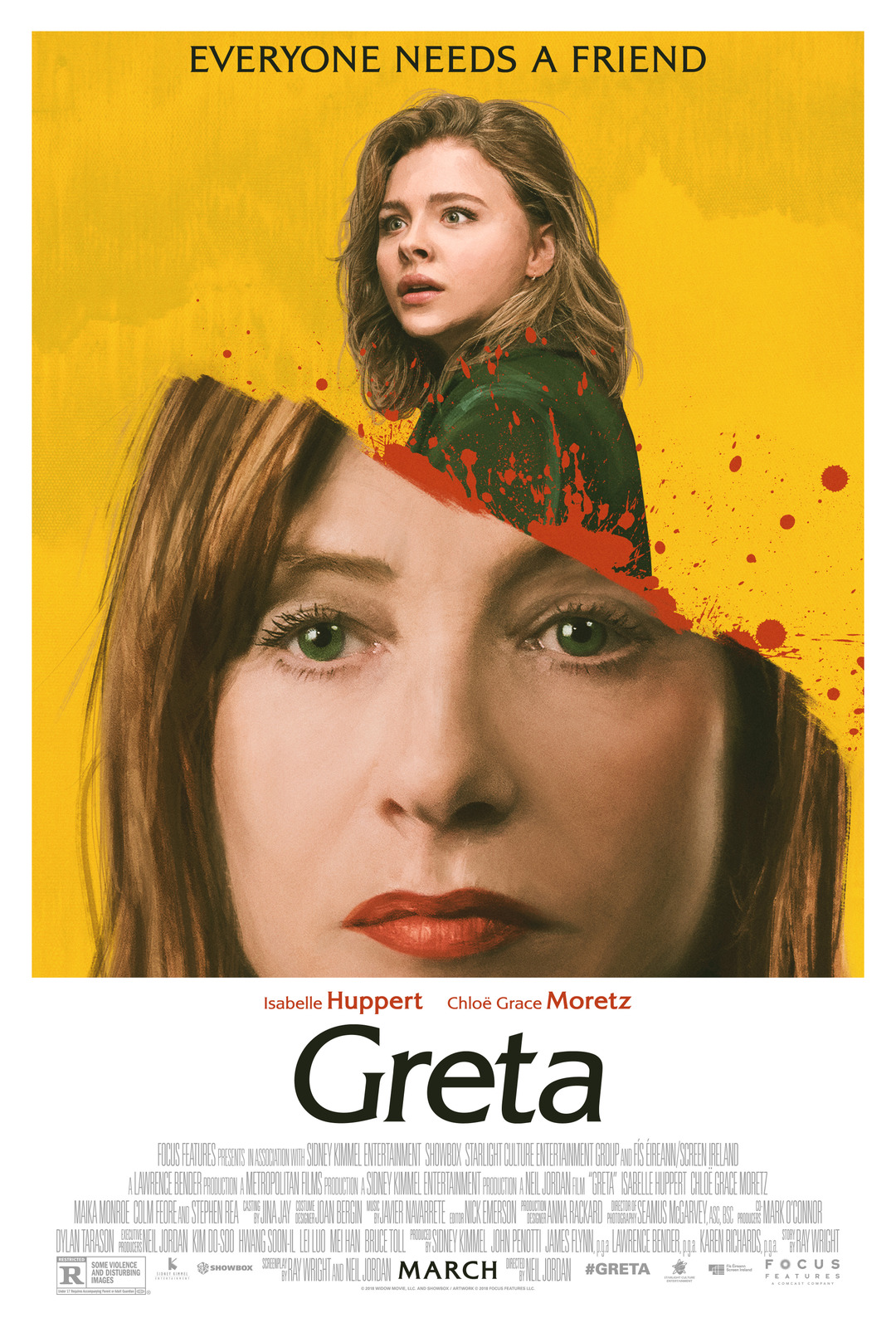 "Movie poster image for ""GRETA"""