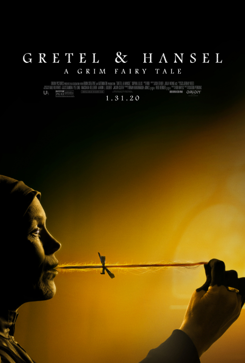 "Movie poster image for ""GRETEL & HANSEL"""
