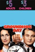 Movie poster image for GROUNDHOG DAY