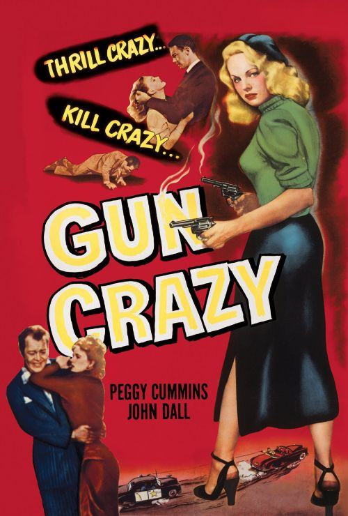 """Movie poster image for """"GUN CRAZY"""""""