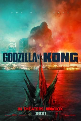 Movie poster image for GODZILLA VS. KONG