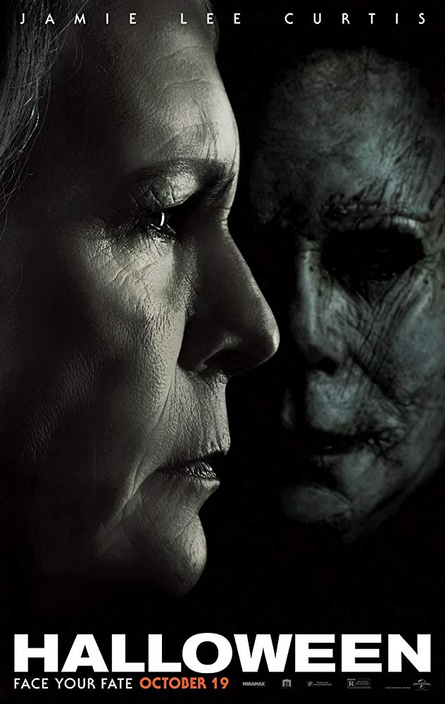 "Movie poster image for ""HALLOWEEN"""