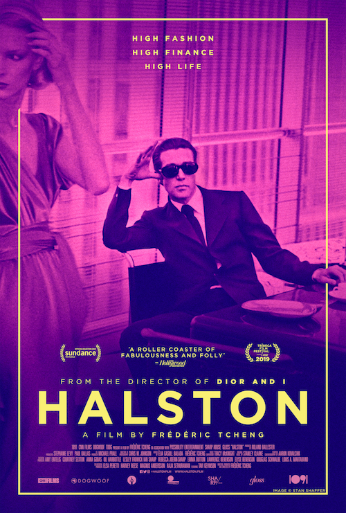 """Movie poster image for """"HALSTON"""""""