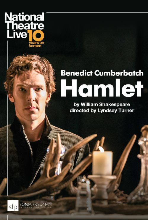 "Movie poster image for ""National Theatre Live: HAMLET"""