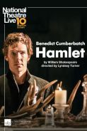 National Theatre Live: HAMLET Movie Poster