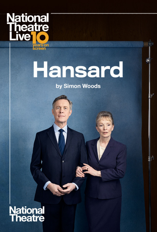 "Movie poster image for ""National Theatre Live: HANSARD"""