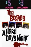 Movie poster image for A HARD DAY'S NIGHT