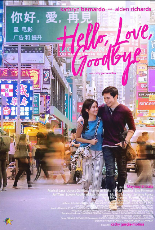 "Movie poster image for ""HELLO LOVE GOODBYE"""