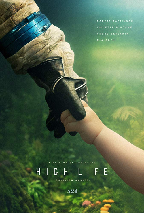 "Movie poster image for ""HIGH LIFE"""