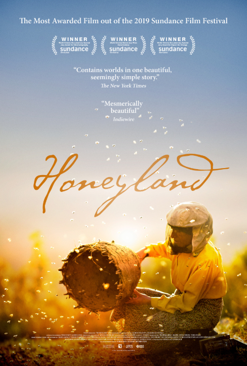 "Movie poster image for ""HONEYLAND"""