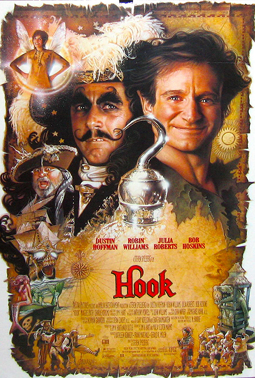 "Movie poster image for ""HOOK"""