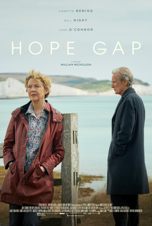 Movie poster image for 'HOPE GAP'