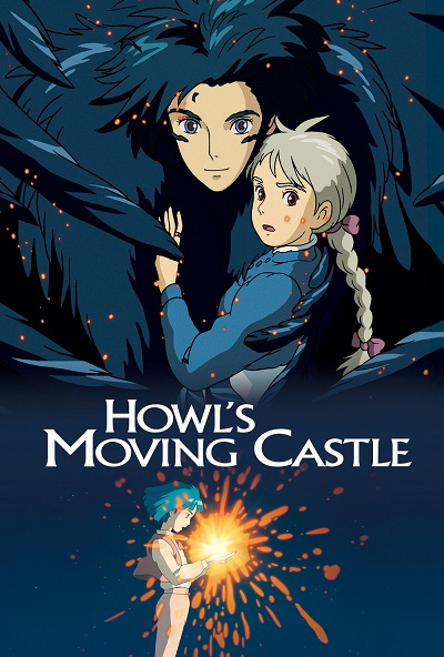 "Movie poster image for ""HOWL'S MOVING CASTLE - Studio Ghibli Festival"""