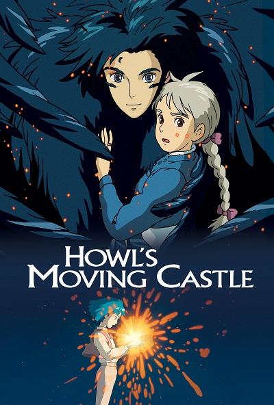Movie poster image for HOWL'S MOVING CASTLE - Studio Ghibli Festival