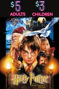 Movie poster image for HARRY POTTER AND THE SORCERER'S STONE