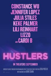 """Movie poster image for """"HUSTLERS"""""""