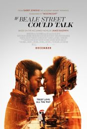 "Movie poster image for ""IF BEALE STREET COULD TALK"""