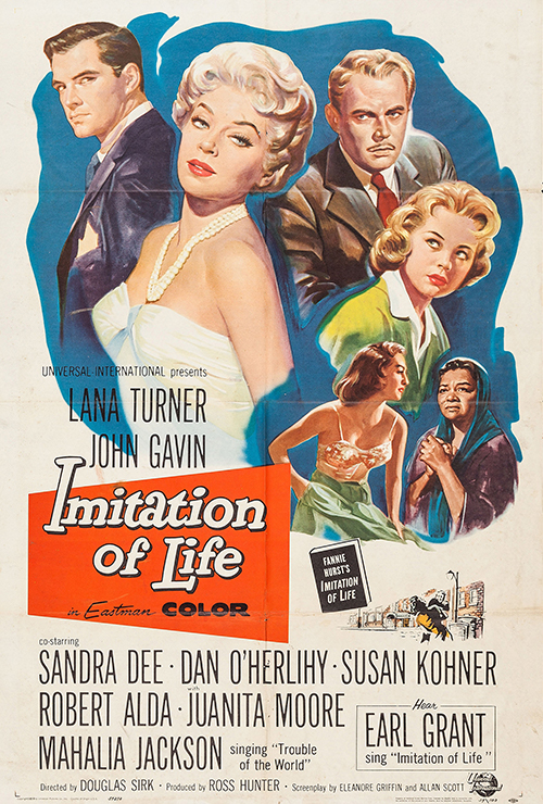 "Movie poster image for ""IMITATION OF LIFE"""
