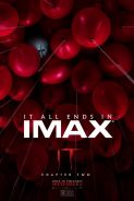 Poster of IT CHAPTER TWO in IMAX