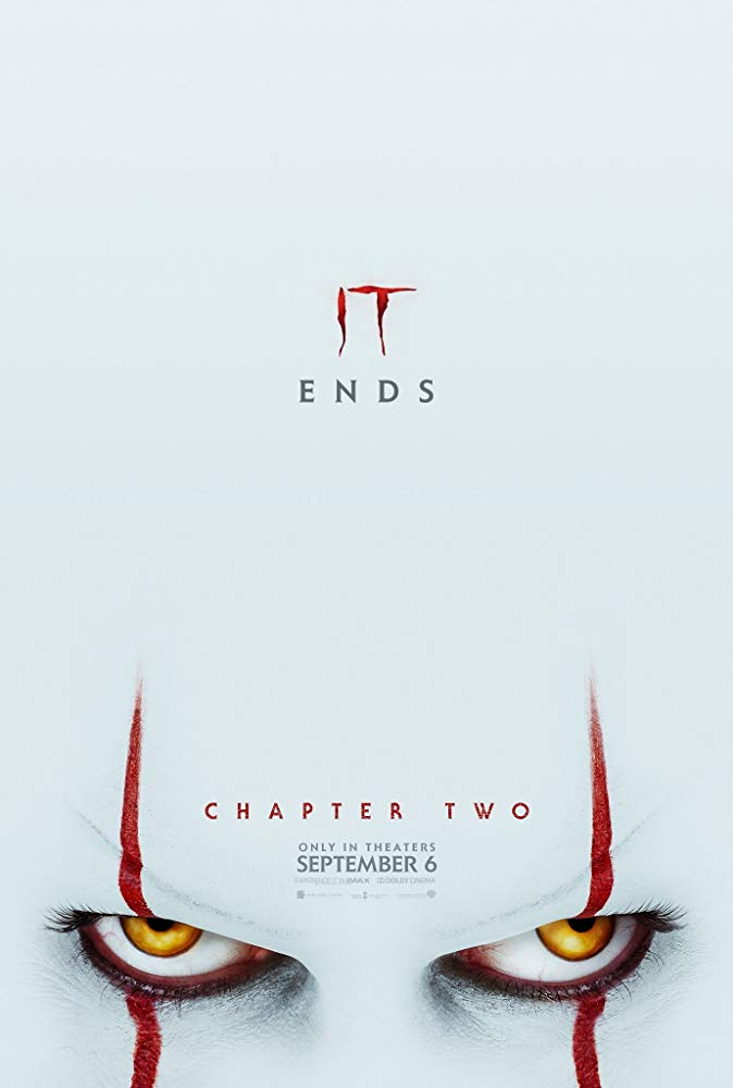 "Movie poster image for ""IT CHAPTER TWO"""
