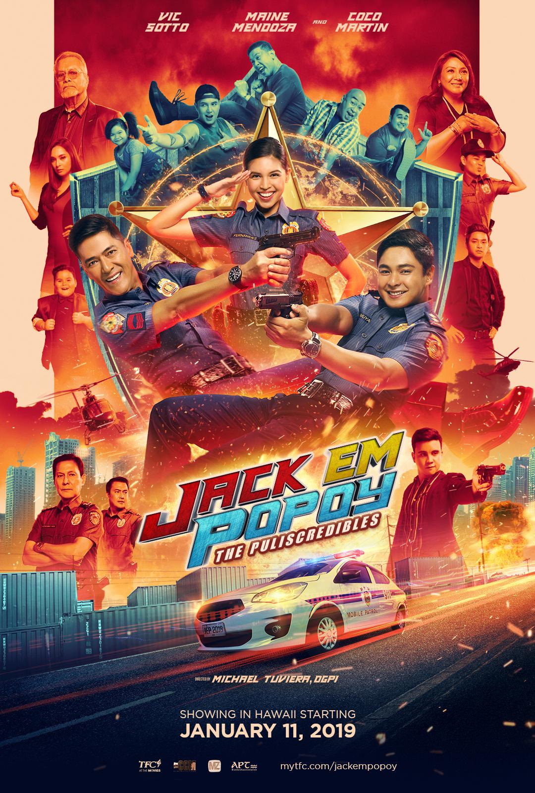 """Movie poster image for """"JACK EM POPOY"""""""
