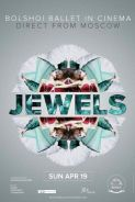 BOLSHOI BALLET: JEWELS Movie Poster
