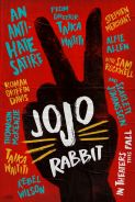"Movie poster image for ""JOJO RABBIT"""