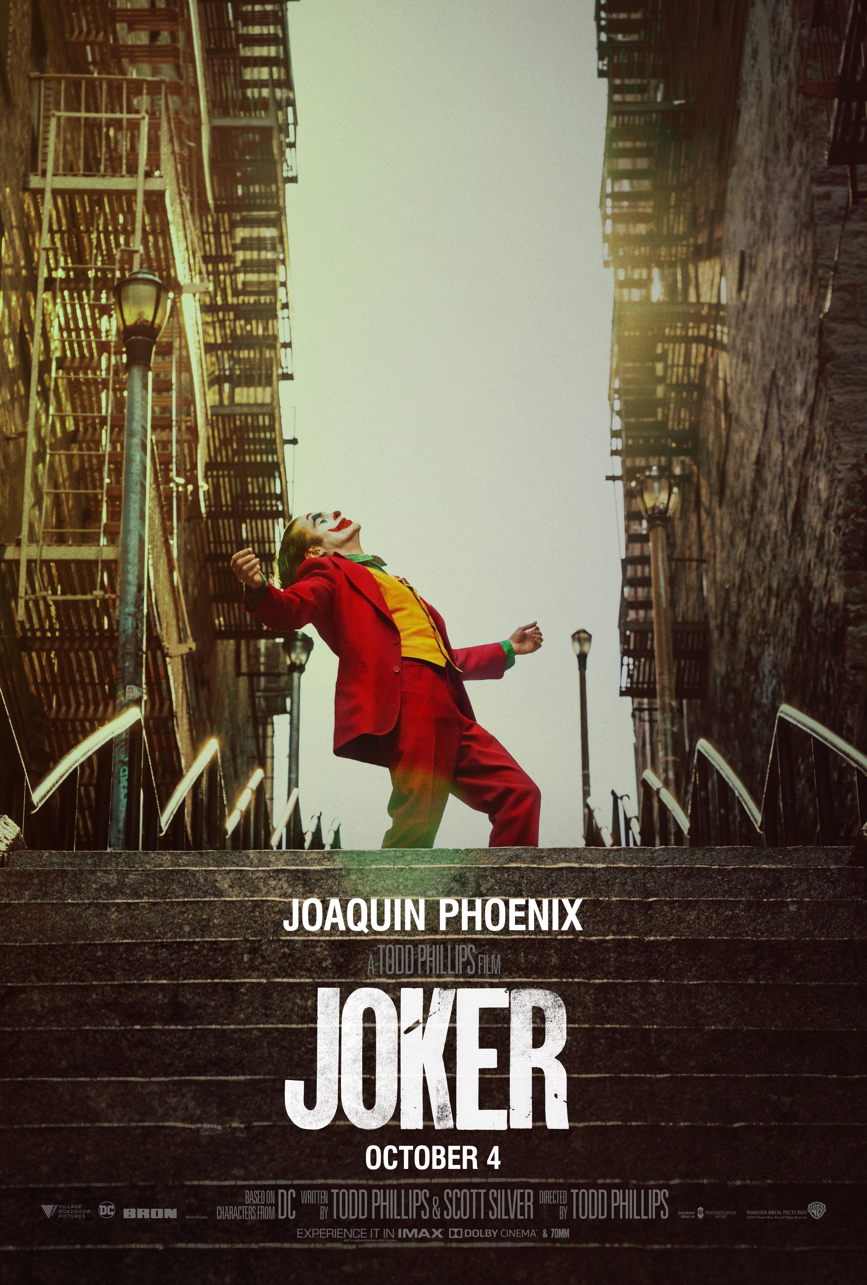 """Movie poster image for """"JOKER in 70MM"""""""