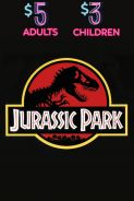 Movie poster image for JURASSIC PARK
