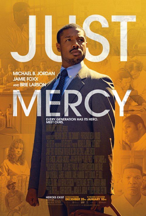 "Movie poster image for ""JUST MERCY"""