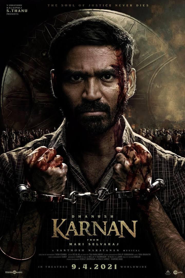 Movie poster image for KARNAN