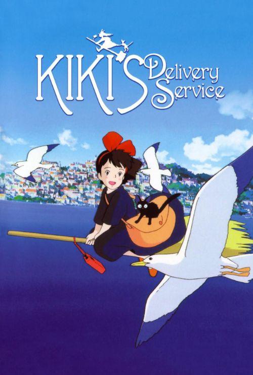 Movie poster image for KIKI'S DELIVERY SERVICE - Studio Ghibli Festival