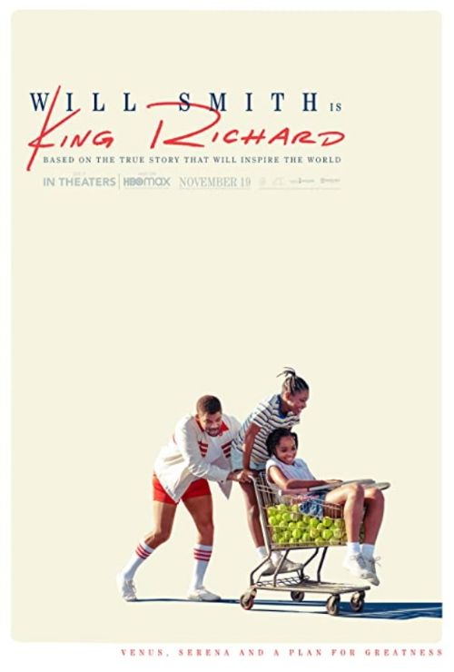 Movie poster image for KING RICHARD