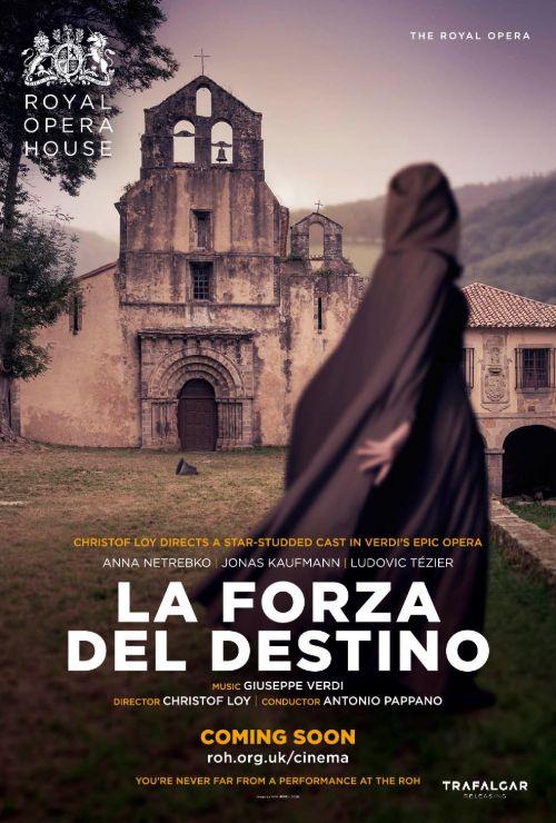 """Movie poster image for """"ROH: LA FORZA DEL DESTINO """""""