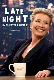 "Movie poster image for ""LATE NIGHT"""