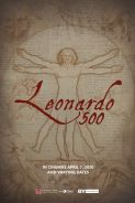 GREAT ART ON SCREEN: LEONARDO 500 Movie Poster