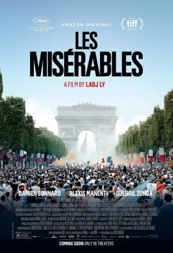 """Movie poster image for """"LES MISERABLES"""""""