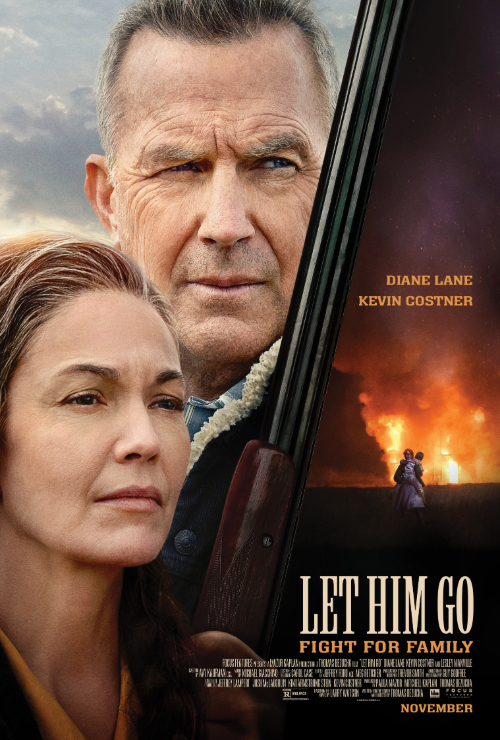 Movie poster image for LET HIM GO