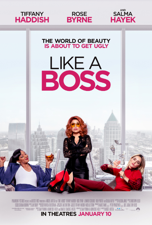 "Movie poster image for ""LIKE A BOSS"""