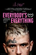 Poster of EVERYBODY'S EVERYTHING - LIL PEEP