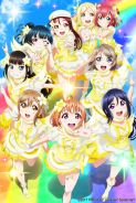 LOVE LIVE! SUNSHINE!! AQOURS 5TH LOVELIVE! ~NEXT SPARKLING!!~ Movie Poster