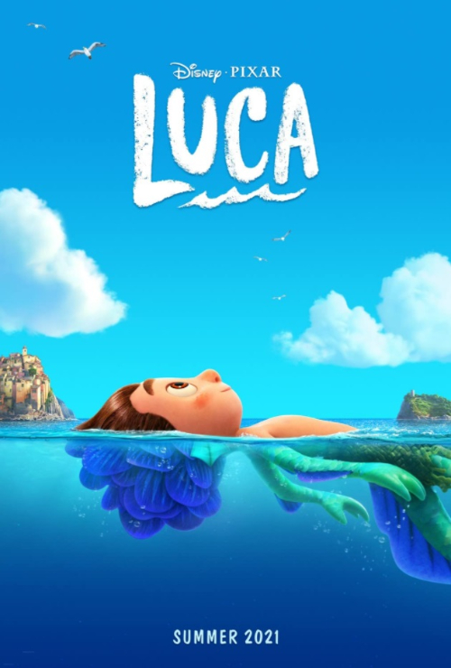 Movie poster image for LUCA