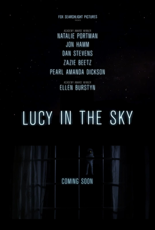 "Movie poster image for ""LUCY IN THE SKY"""