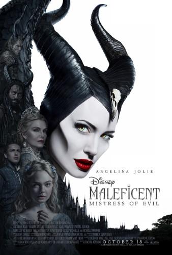 "Movie poster image for ""MALEFICENT: MISTRESS OF EVIL"""