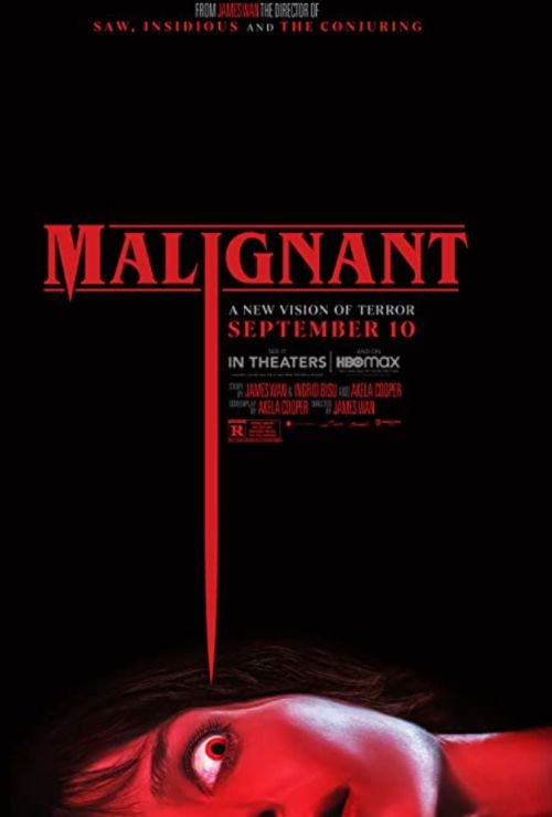 Movie poster image for MALIGNANT