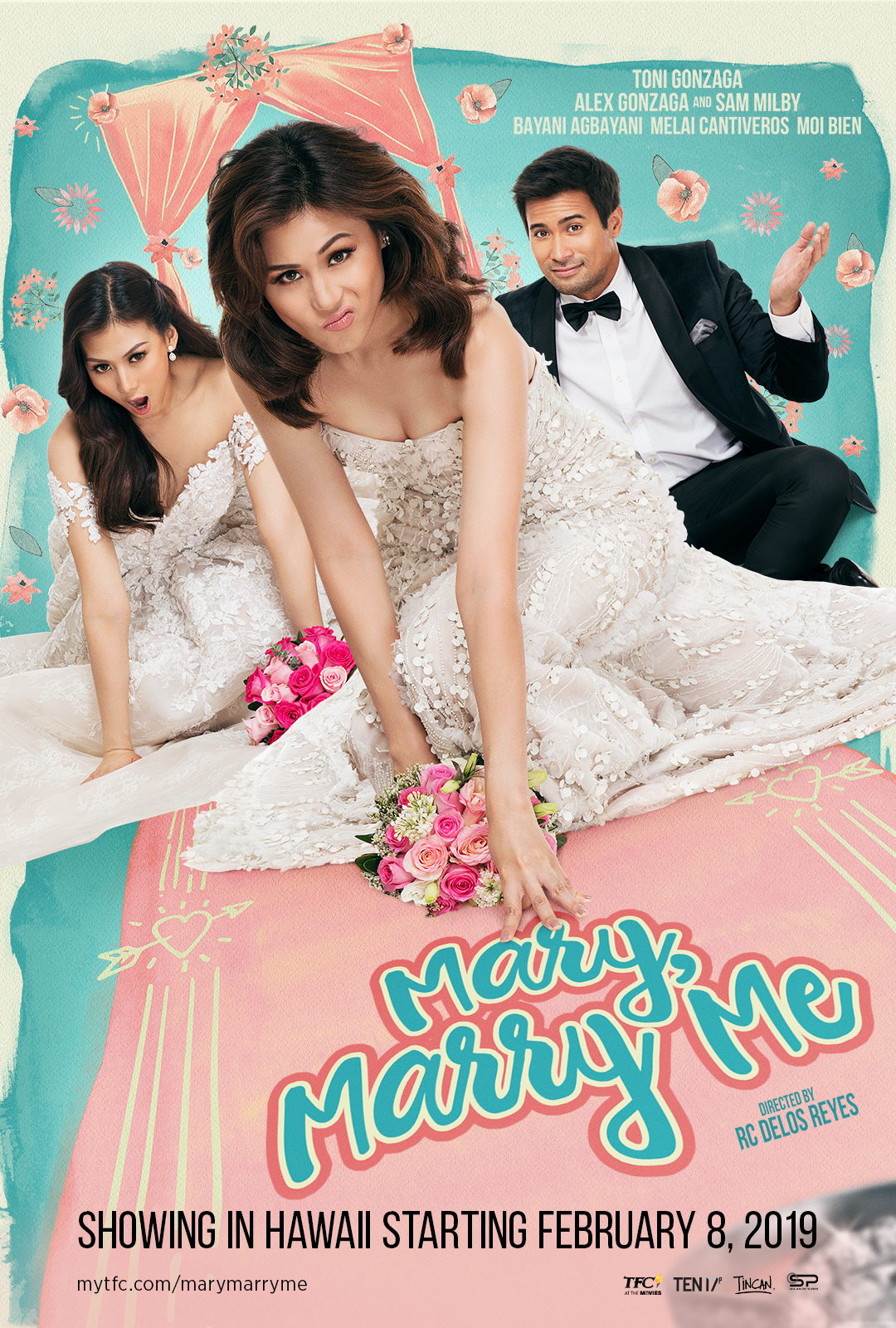 "Movie poster image for ""MARY MARRY ME"""