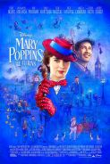 "Movie poster image for ""MARY POPPINS RETURNS"""